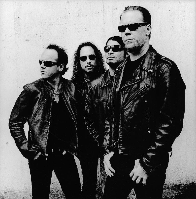 Metallica - frontman festivalu Sonisphere 2010