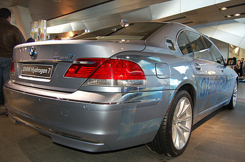 BMW Mnichov