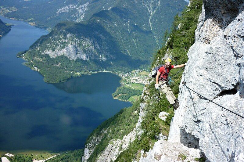 Klettersteig Seewand : Klettersteig seewand fotogalerie tourfotos
