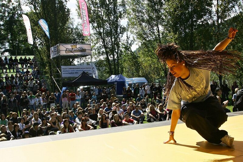 Joyride 2011 - breakdance